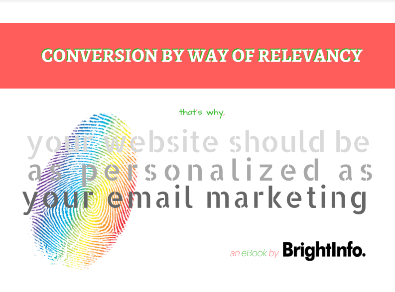 Your Website Should Be as Personalized as Your Email Marketing