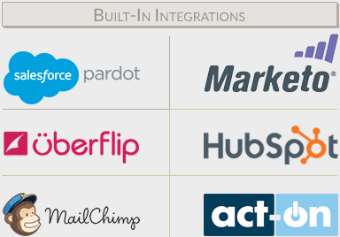 Built-in Integrations